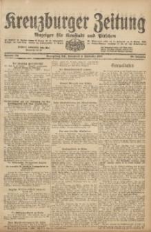 Kreuzburger Zeitung, 1920, Jg. 59, nr 179