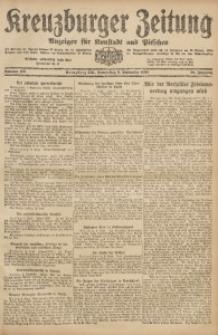 Kreuzburger Zeitung, 1920, Jg. 59, nr 183
