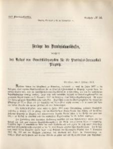45. Provinziallandtag, Drucksache No. 52