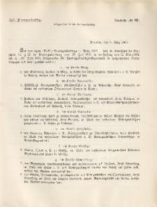 45. Provinziallandtag, Drucksache No. 82