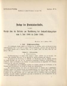 47. Provinziallandtag, Drucksache No. 4