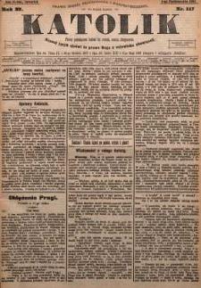 Katolik, 1894, R. 27, nr 117