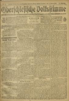 Oberschlesische Volksstimme, 1909, Jg. 35, Nr. 18