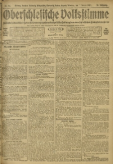 Oberschlesische Volksstimme, 1909, Jg. 35, Nr. 26