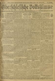 Oberschlesische Volksstimme, 1909, Jg. 35, Nr. 28