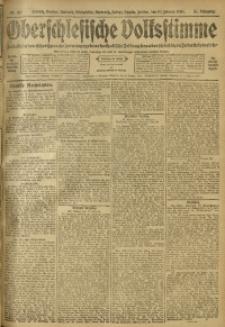 Oberschlesische Volksstimme, 1909, Jg. 35, Nr. 40