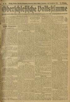Oberschlesische Volksstimme, 1909, Jg. 35, Nr. 41