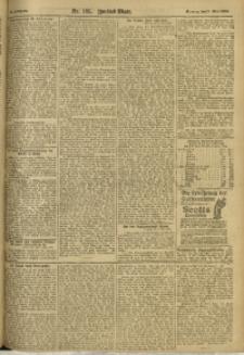 Oberschlesische Volksstimme, 1909, Jg. 35, Nr. 105 Zweites Blatt