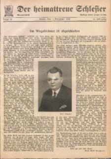 Der Heimattreue Schlesier, 1938, Jg. 13, Folge 12