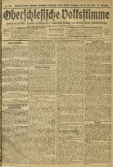 Oberschlesische Volksstimme, 1909, Jg. 35, Nr. 154