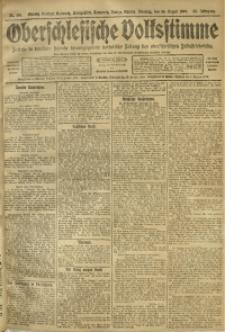 Oberschlesische Volksstimme, 1909, Jg. 35, Nr. 180