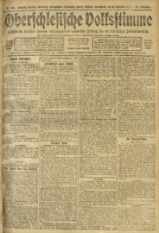 Oberschlesische Volksstimme, 1909, Jg. 35, Nr. 208