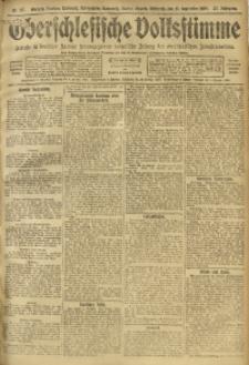 Oberschlesische Volksstimme, 1909, Jg. 35, Nr. 217