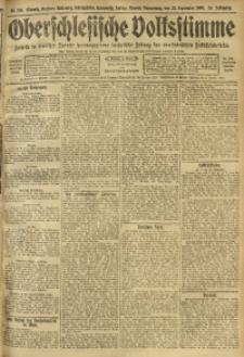 Oberschlesische Volksstimme, 1909, Jg. 35, Nr. 218