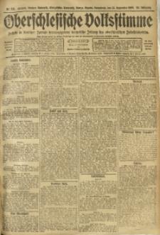 Oberschlesische Volksstimme, 1909, Jg. 35, Nr. 220