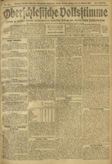 Oberschlesische Volksstimme, 1909, Jg. 35, Nr. 243