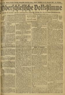 Oberschlesische Volksstimme, 1909, Jg. 35, Nr. 266