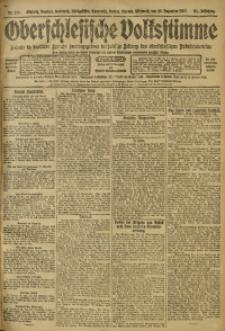 Oberschlesische Volksstimme, 1909, Jg. 35, Nr. 297