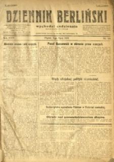 Dziennik Berliński, 1925, R. 29, nr 146