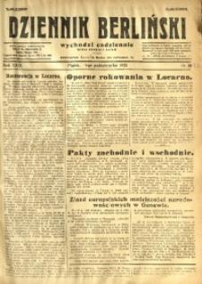 Dziennik Berliński, 1925, R. 29, nr 230