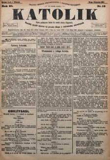 Katolik, 1895, R. 28, nr 13