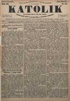 Katolik, 1895, R. 28, nr 25