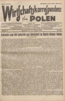 Wirtschaftskorrespondenz für Polen, 1925, Jg. 2, nr 80