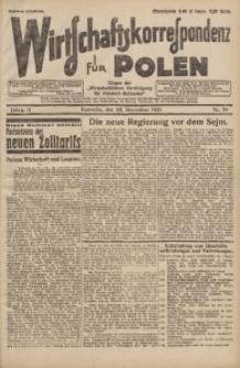 Wirtschaftskorrespondenz für Polen, 1925, Jg. 2, nr 94