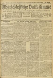 Oberschlesische Volksstimme, 1910, Jg. 36, Nr. 20