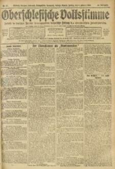 Oberschlesische Volksstimme, 1910, Jg. 36, Nr. 27