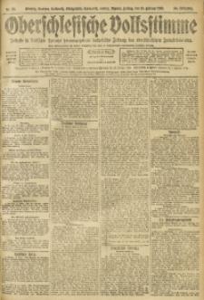 Oberschlesische Volksstimme, 1910, Jg. 36, Nr. 39
