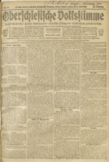 Oberschlesische Volksstimme, 1910, Jg. 36, Nr. 79
