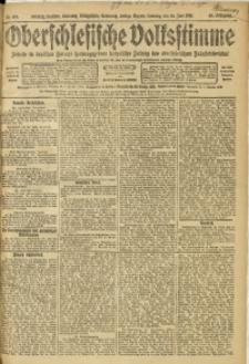 Oberschlesische Volksstimme, 1910, Jg. 36, Nr. 144