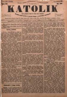 Katolik, 1895, R. 28, nr 66