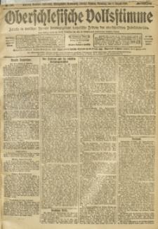 Oberschlesische Volksstimme, 1910, Jg. 36, Nr. 180