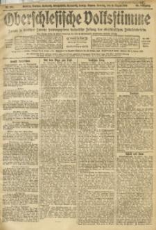 Oberschlesische Volksstimme, 1910, Jg. 36, Nr. 185