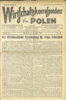 Wirtschaftskorrespondenz für Polen, 1930, Jg. 7, nr 13