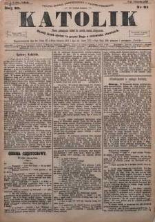 Katolik, 1895, R. 28, nr 91