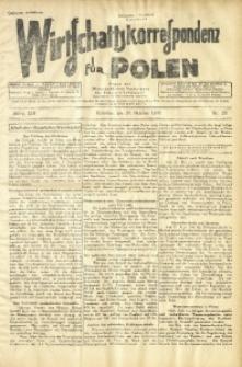 Wirtschaftskorrespondenz für Polen, 1936, Jg. 13, nr 28