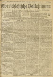 Oberschlesische Volksstimme, 1910, Jg. 36, Nr. 257
