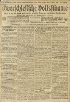 Oberschlesische Volksstimme, 1910, Jg. 36, Nr. 264