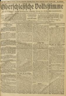Oberschlesische Volksstimme, 1910, Jg. 36, Nr. 298