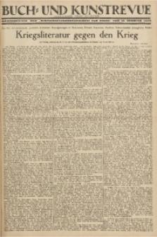 """Buch- und Kunstrevue. Gratisbeilage der """"Wirtschaftskorrespondenz für Polen"""", 16. Februar 1929"""