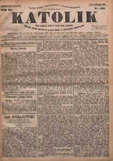 Katolik, 1895, R. 28, nr 135