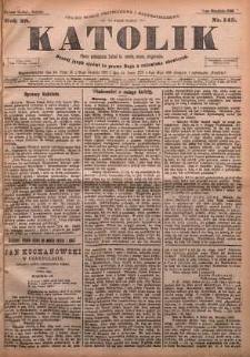Katolik, 1895, R. 28, nr 145