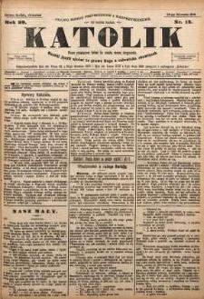 Katolik, 1896, R. 29, nr 13