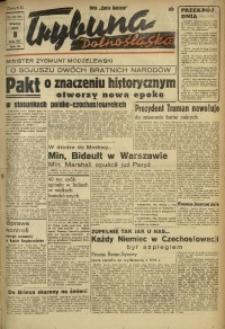 Trybuna Dolnośląska, 1947, R. 3, nr 56