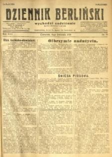 Dziennik Berliński, 1926, R. 30, nr 78