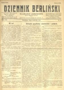 Dziennik Berliński, 1926, R. 30, nr 93
