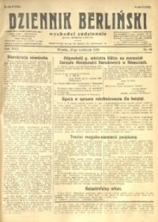 Dziennik Berliński, 1926, R. 30, nr 94